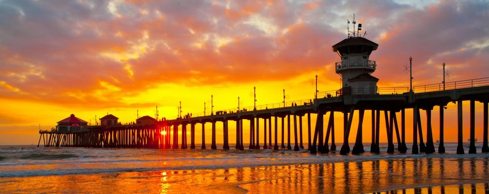 Huntington Beach - Orange County - Irvine SEO Website Development Company
